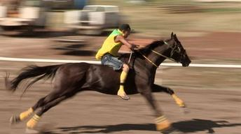 The Rituals and Rules Behind Indian Relay Races image