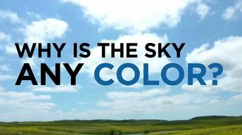 Why is the sky any color?