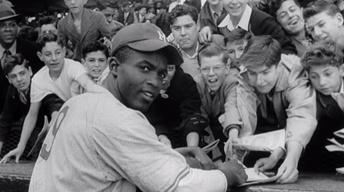 JACKIE ROBINSON: Preview