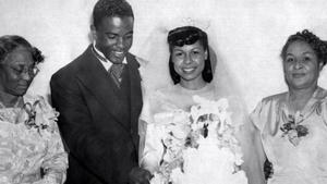 Rachel Robinson tells the story of her wedding to Jackie in 1946.
