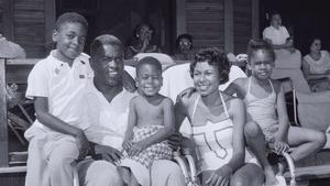 Alton Waldon of Brooklyn shares a childhood memory of meeting Jackie Robinson.