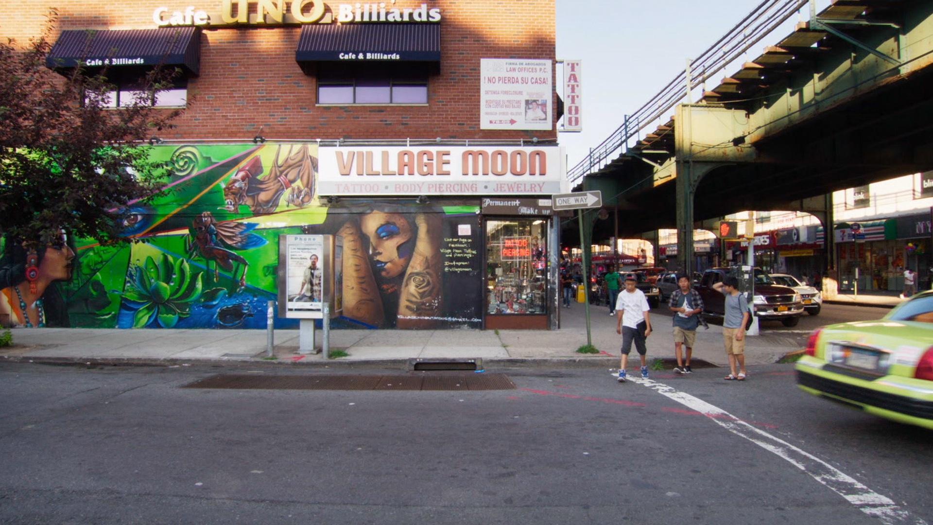 In Jackson Heights: Trailer