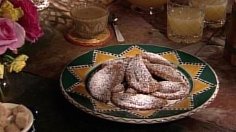 Banana-Chocolate Beignets with Norman Love