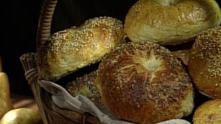 Baking With Julia: Bagels with Lauren Groveman