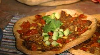Pita Bread and Lamb with Jeffrey Alford and Naomi Duguid