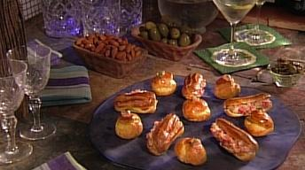 Savory Puffs and Eclairs with Norman Love