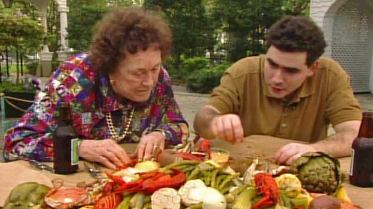 Julia child cooking with master chefs watch online mpt maryland public television video - Julia child cooking show ...