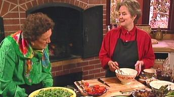 Salad with Alice Waters