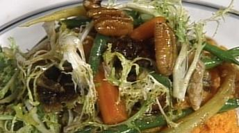 Molasses-Glazed Duck Salad with Dean Fearing