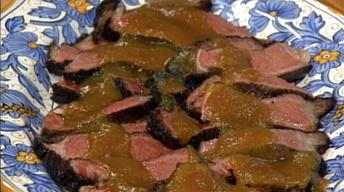 Dirty Steak with Hot Fanny Sauce with Killeen and Germon
