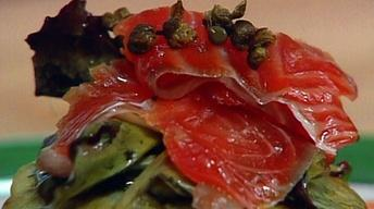 Tequila Cured Gravlax with Monique Barbeau