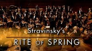 Stravinsky's Rite of Spring