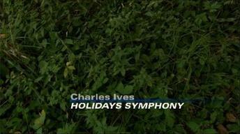 Ives Holidays Symphony