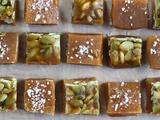 Kitchen Vignettes | Salted Pumpkin Caramels