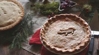 Christmas Tourtiere image