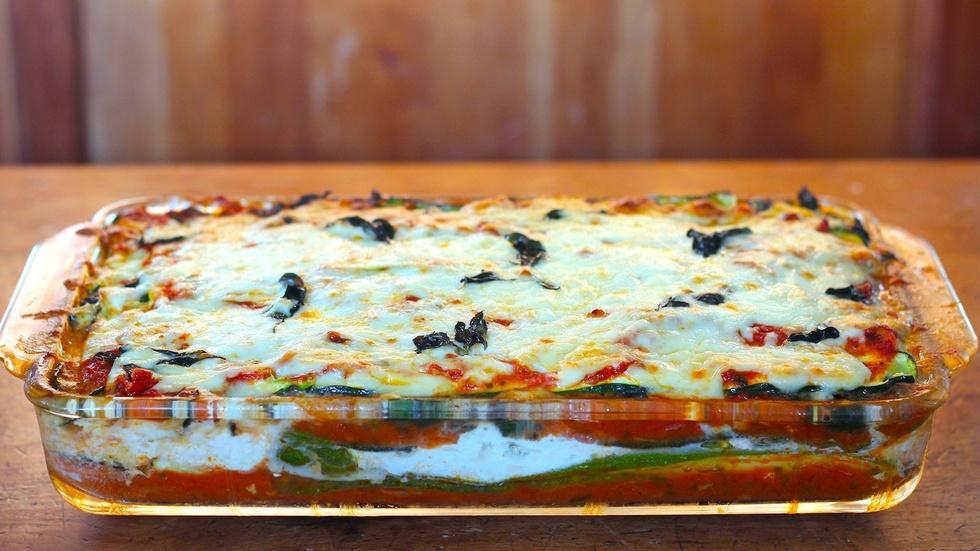S1 Ep8: Zucchini Lasagna image