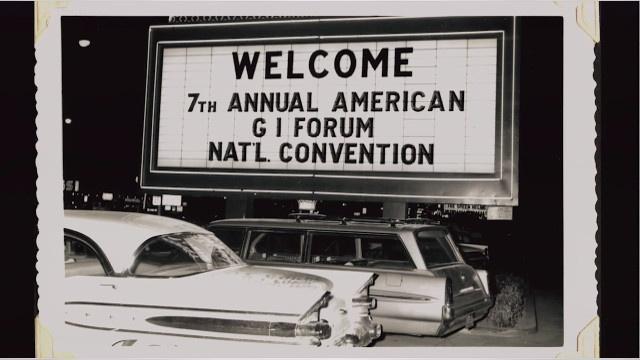 El G.I. Forum se moviliza image