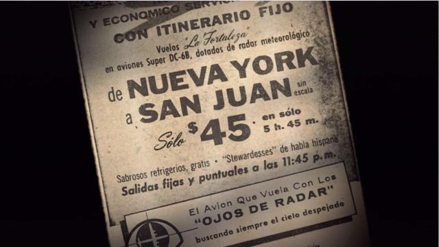 Puerto Rico to New York image