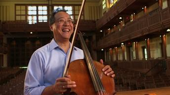 Storytelling in Strings: Yo-Yo Ma
