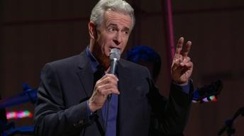 "James Naughton performs ""The World Isn't Fair"""