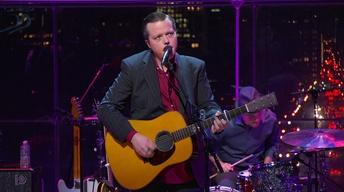 "Jason Isbell performs ""Alabama Pines"""