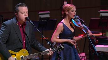 "Jason Isbell performs ""Tour of Duty"""