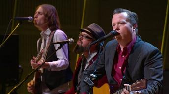 "Jason Isbell performs ""Codeine"""
