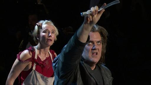 """Sweeney Todd"" in Concert with The New York Philharmonic Video Thumbnail"