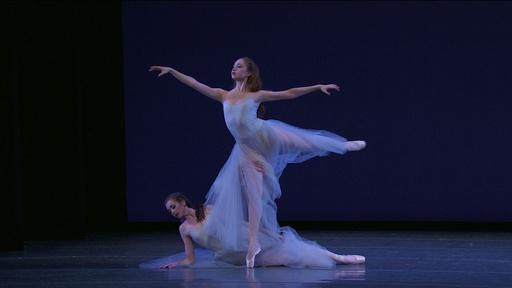 Curtain Up: The School Of American Ballet Workshop Video Thumbnail