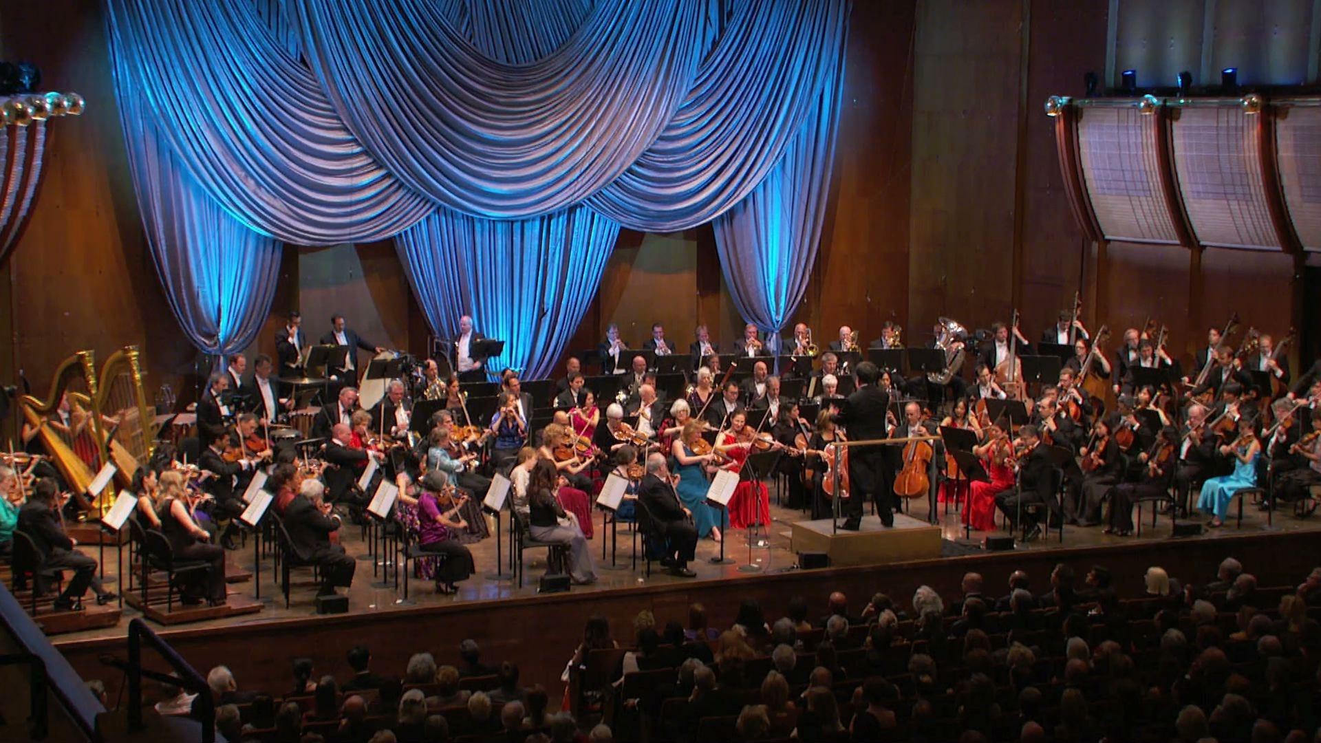 New York Philharmonic New Year