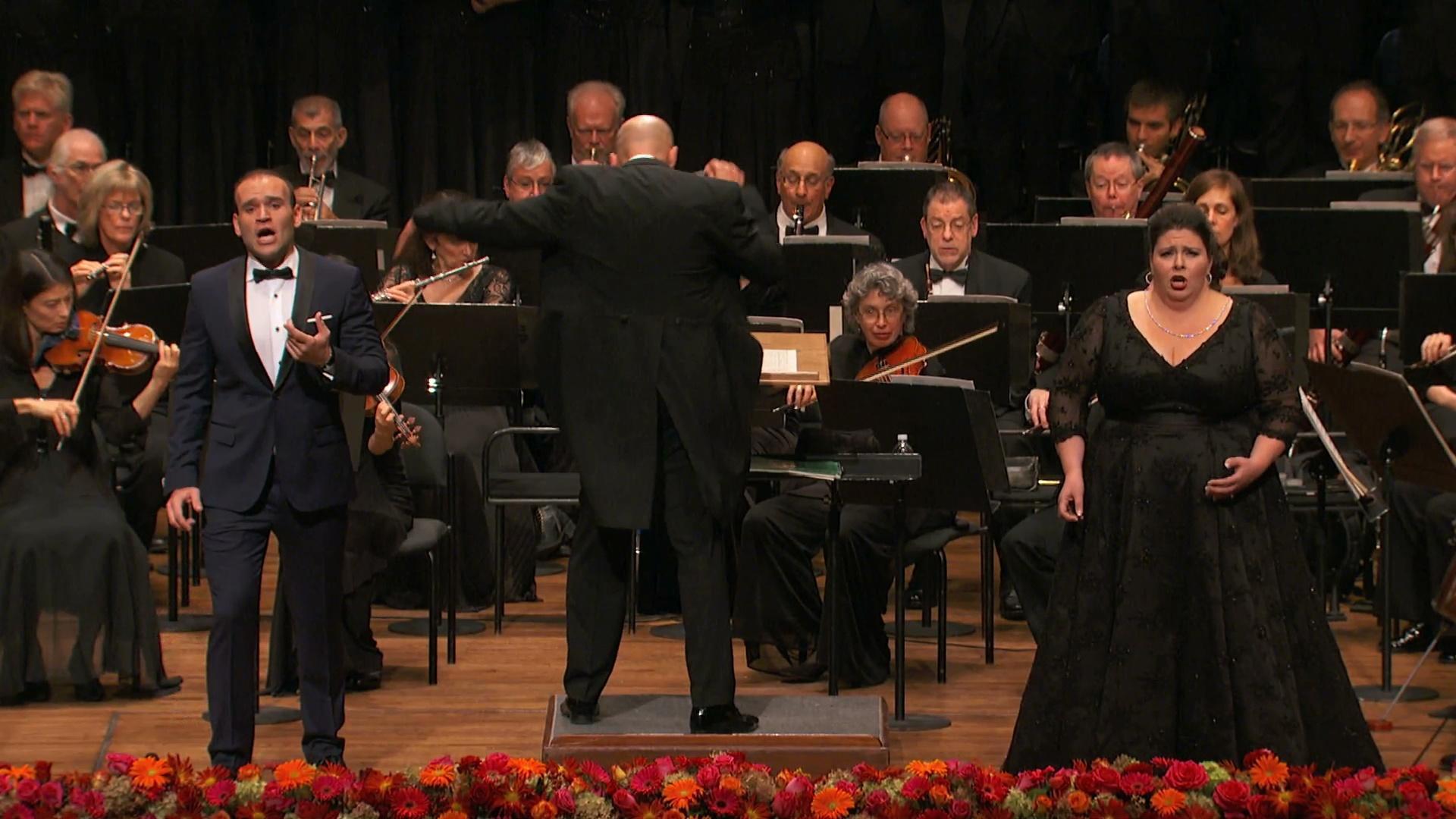 Richard Tucker Opera Gala: A New Century