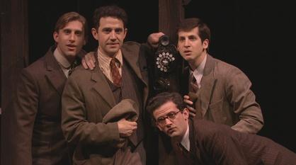 """Live From Lincoln Center -- Santino Fontana: Playing """"Moss Hart"""""""