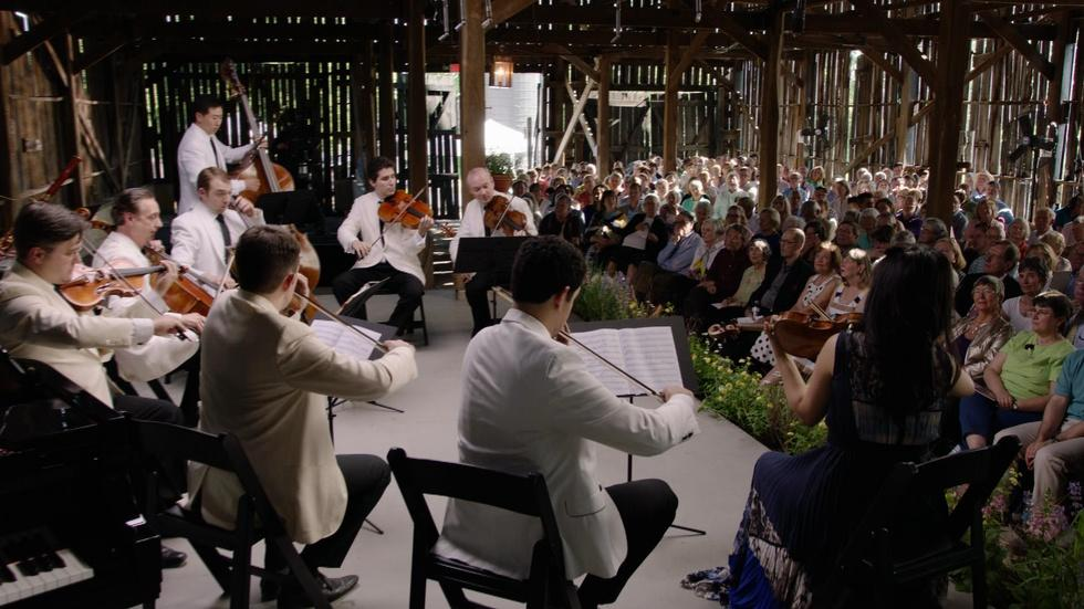 S41 Ep2: Simple Gifts: The Chamber Music Society at Shaker V image
