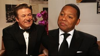 Swinging with the Phil: Alec Baldwin and Wynton Marsalis