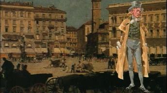 La Boheme: Colline and His Coat