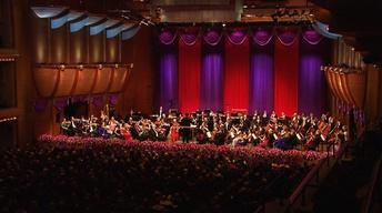 New York Philharmonic Bernstein and Gershwin New Year's Eve