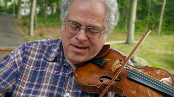 Introducing Itzhak Perlman