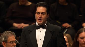 "Giuseppe Filianoti performs Verdi's ""Luisa Miller"""