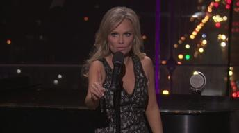"Kristin Chenoweth performs ""Little Girl Blue"""