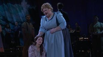 """Playing Nettie Fowler"" in Rodgers & Hammerstein's Carousel"