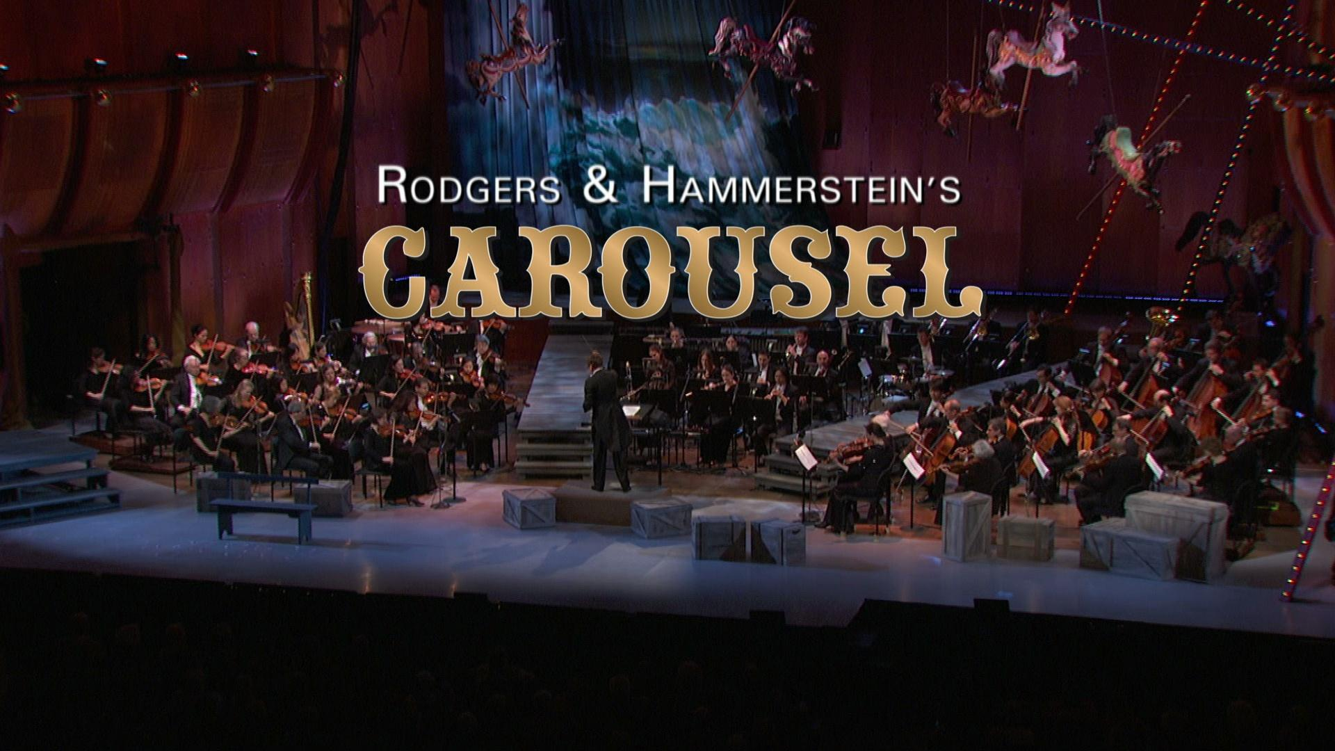 Quot Rodgers Amp Hammerstein S Carousel Quot Program Highlights