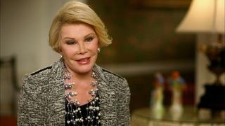 Joan Rivers on Her Rough Entrance Into Comedy
