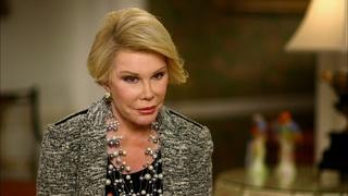 Joan Rivers On Who Is In Charge