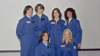S2 Ep3: MAKERS Women in Space: Women are here to stay