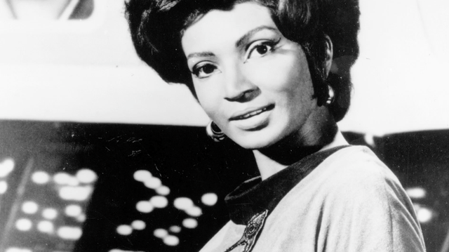Nichelle Nichols, Actress and NASA Recruiter