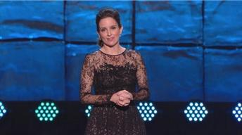 Tina Fey Honors Carol Burnett