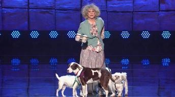 Amy Poehler honors Carol Burnett