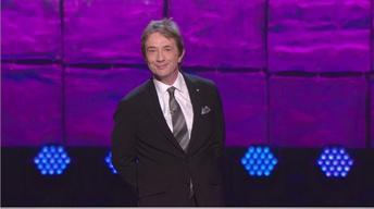 Martin Short honors Carol Burnett