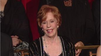 Carol Burnett Accepts the Mark Twain Prize