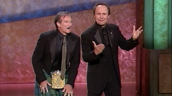 Robin Williams and Billy Crystal Praise Whoopi Goldberg